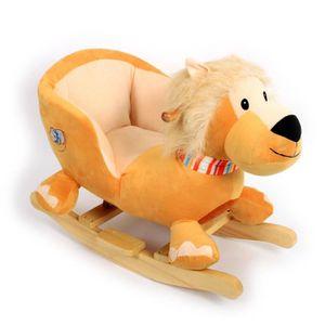 JOUET À BASCULE MGM Lion à Bascule Sonique  054553