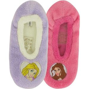CHAUSSON - PANTOUFLE Chaussons Ballerines enfant fille lot de 2 DISNEY