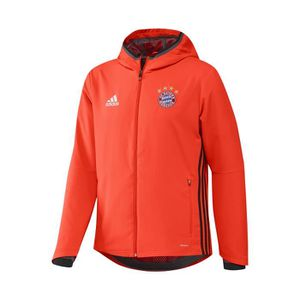 Veste Présentation Bayern Munich 201617 Orange Prix pas