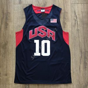 MAILLOT DE BASKET-BALL Maillot de Basket Ball #10 Kobe Bryant 2012 DREAM
