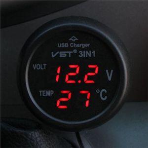 PRISE ALLUME-CIGARE 12-24V voiture allume-cigare prise avec port USB /