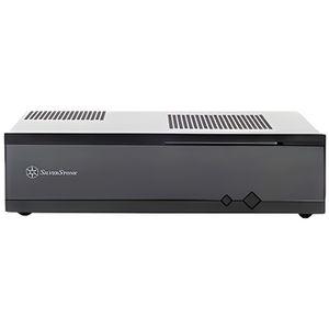 BOITIER PC  SilverStone SST-ML05B - Milo Boîtier PC Slim silen