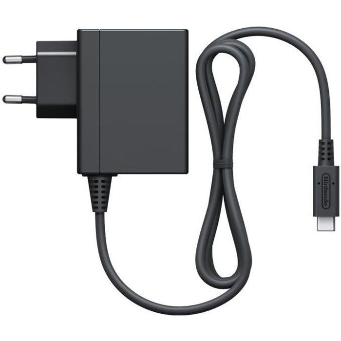 Adaptateur secteur Switch