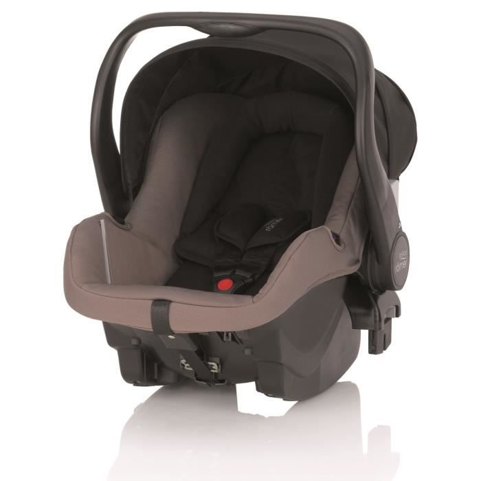 britax r mer si ge auto primo marron groupe 0 achat vente si ge auto r hausseur britax. Black Bedroom Furniture Sets. Home Design Ideas
