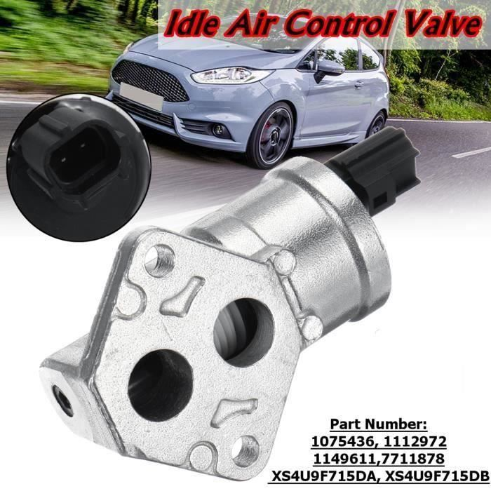 HT Valve de Contrôleur de Vitesse D'Air pour Ford Fiesta Focus Puma Mk1 Mk4 1.4 1.6V - HTAVC824AA5134