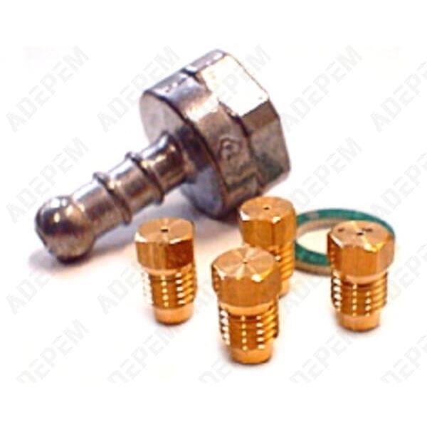 Injecteurs butane-propane pour Cuisiniere Bompani - 3665392111535