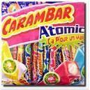 CARAMBAR Atomic x 200 bonbons