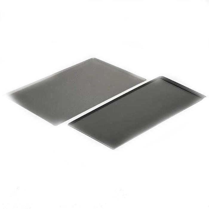 DE BUYER Plaque pâtissière choc aluminium anti-adhesif