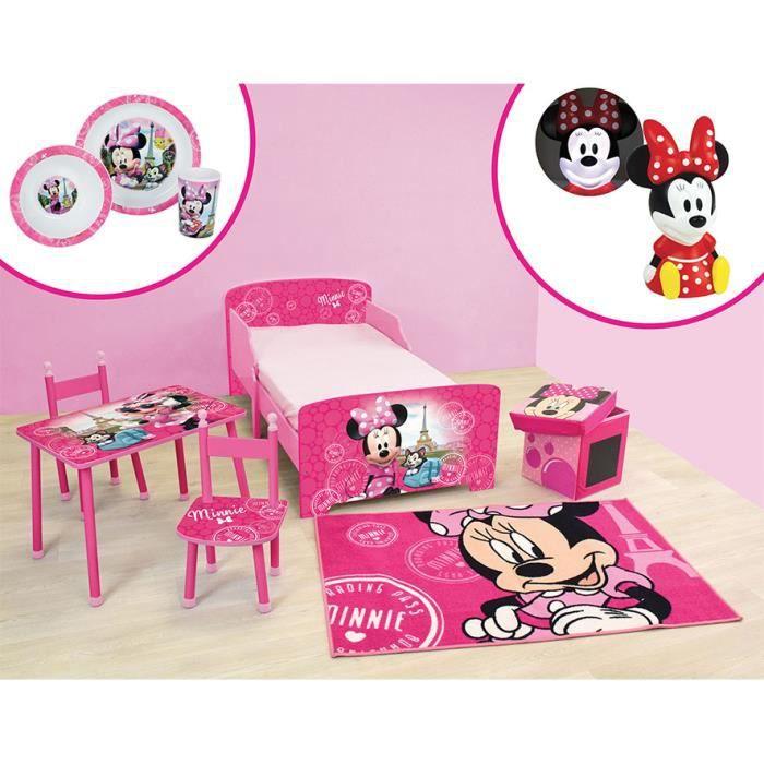 MINNIE Pack chambre complète pour enfant