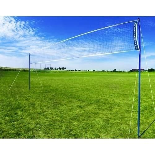 HUDORA Set de Filet Volleyball et Badminton