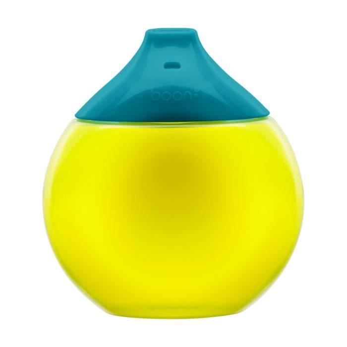 TOMY Fluid Tasse Vert-Bleu