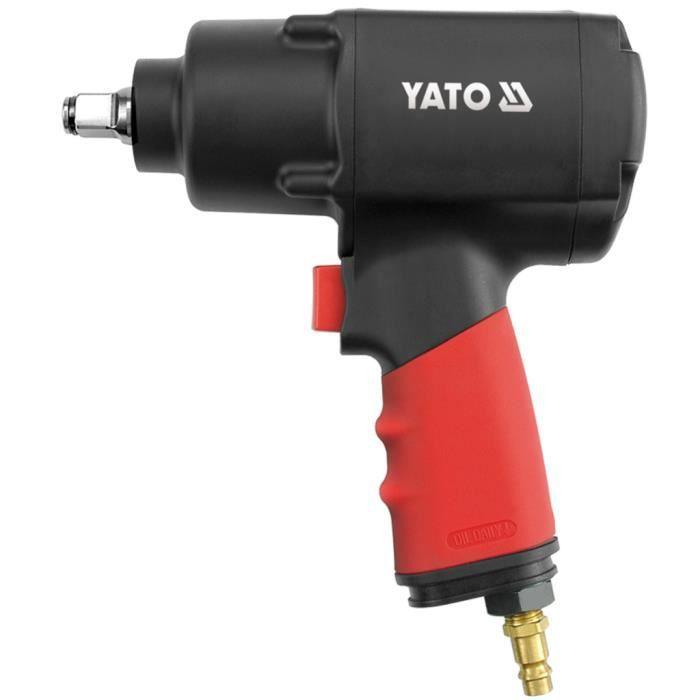 YATO Clé à chocs Noir YT-0953