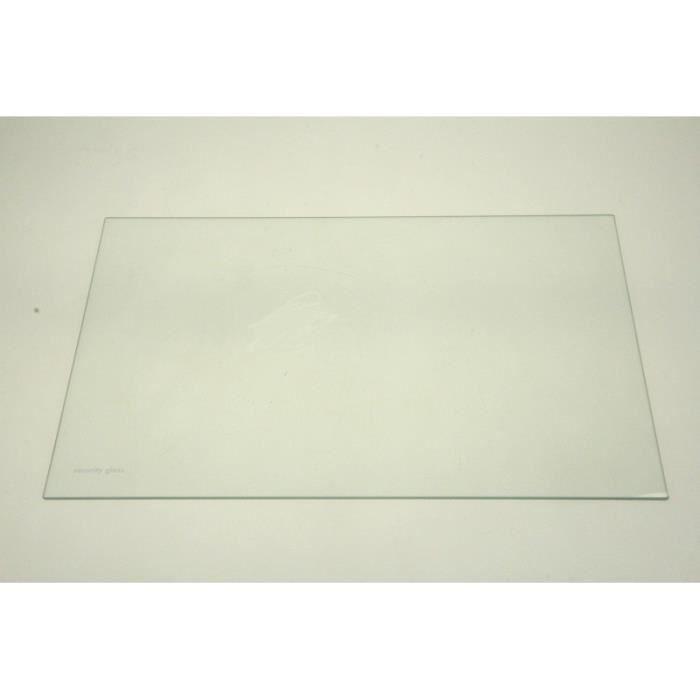 CLAYETTE VERRE 31CM X 47,5CM pour réfrigérateur ZANUSSI 9030091 - * ARD2821 2249088127 ZD195DAC 2 - BVMPièces