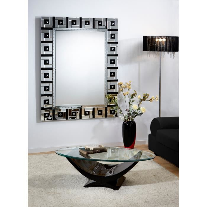 achat miroir contemporain. Black Bedroom Furniture Sets. Home Design Ideas