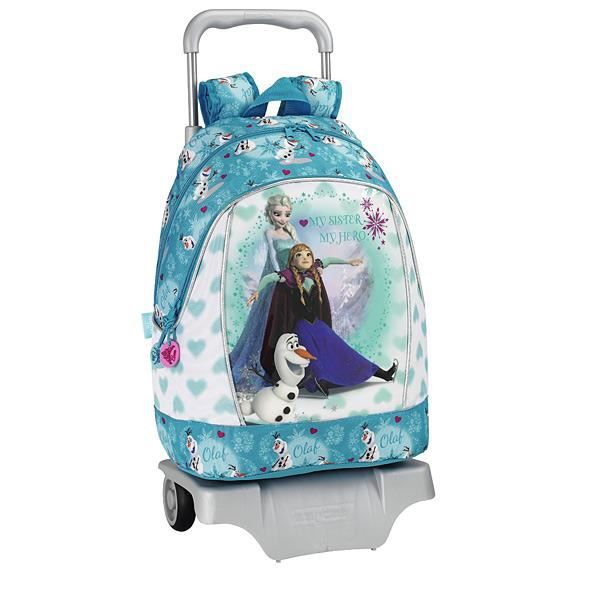 sac roulettes frozen la reine des neiges 42 cm achat vente cartable 2009953328535 cdiscount. Black Bedroom Furniture Sets. Home Design Ideas