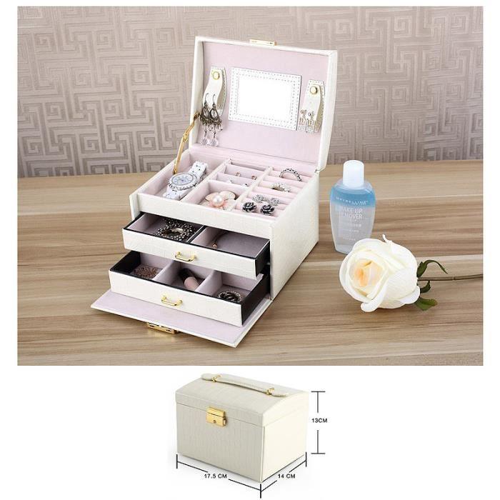 10PCS Bijoux Boîtes Boîte Cadeau Emballage Anneau Collier Boucle d/'oreille Bracelet de conservation