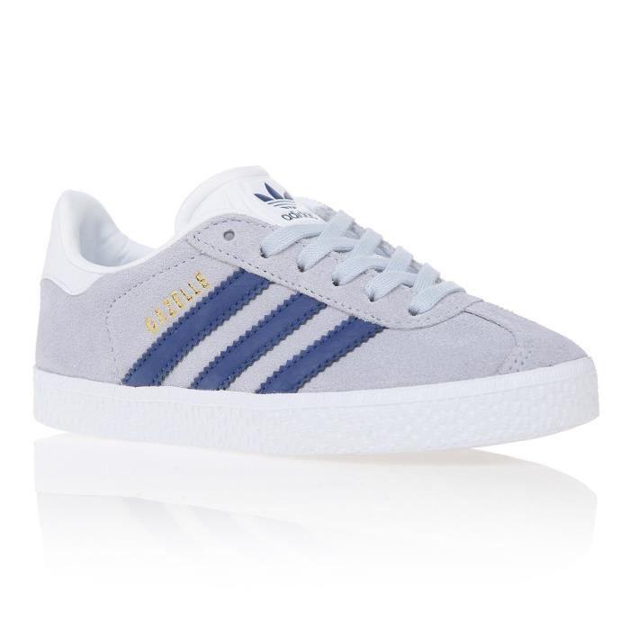 exclusive deals casual shoes innovative design ADIDAS ORIGINALS Baskets Gazelle - Enfant - Gris