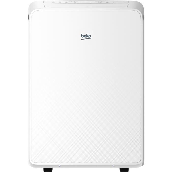Photo de beko-bx112h-climatiseur-reversible-mobile-3400-watts-12000-btu