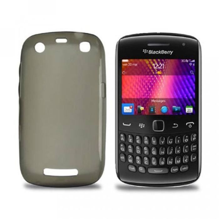 Housse silicone blackberry curve 9360 achat housse for Housse blackberry