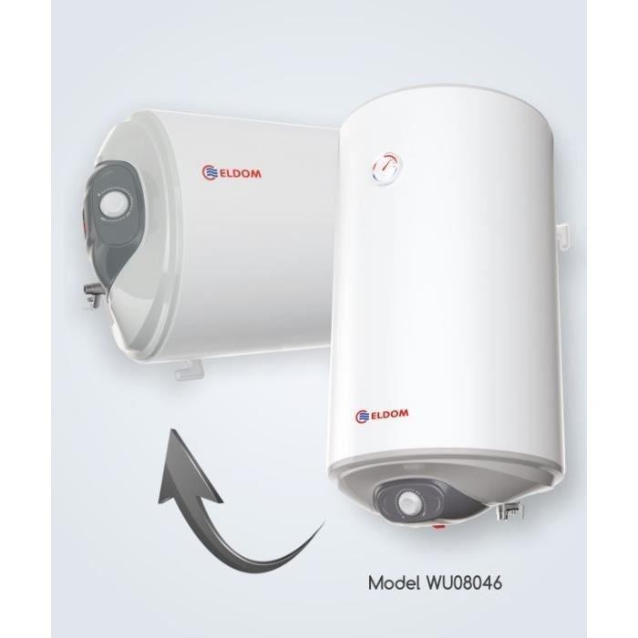 CHAUFFE-EAU Eldom Favourite 80 Litres chauffe-eau électrique m