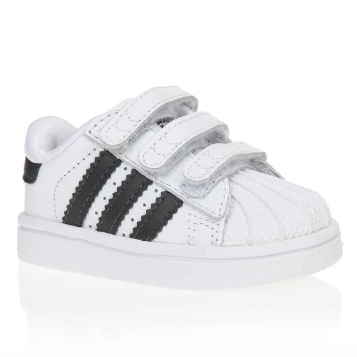 adidas baskets superstar 2 cmf i b b blanc et noir achat vente basket soldes cdiscount. Black Bedroom Furniture Sets. Home Design Ideas