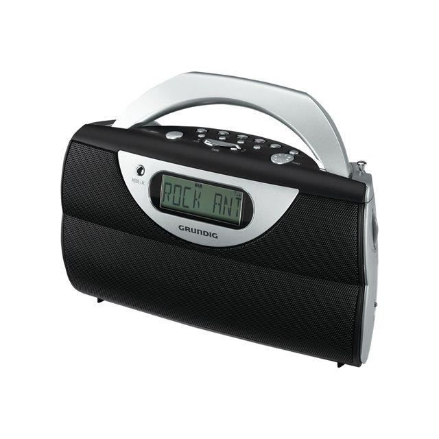grundig grr2291 radio cd cassette avis et prix pas cher cdiscount. Black Bedroom Furniture Sets. Home Design Ideas