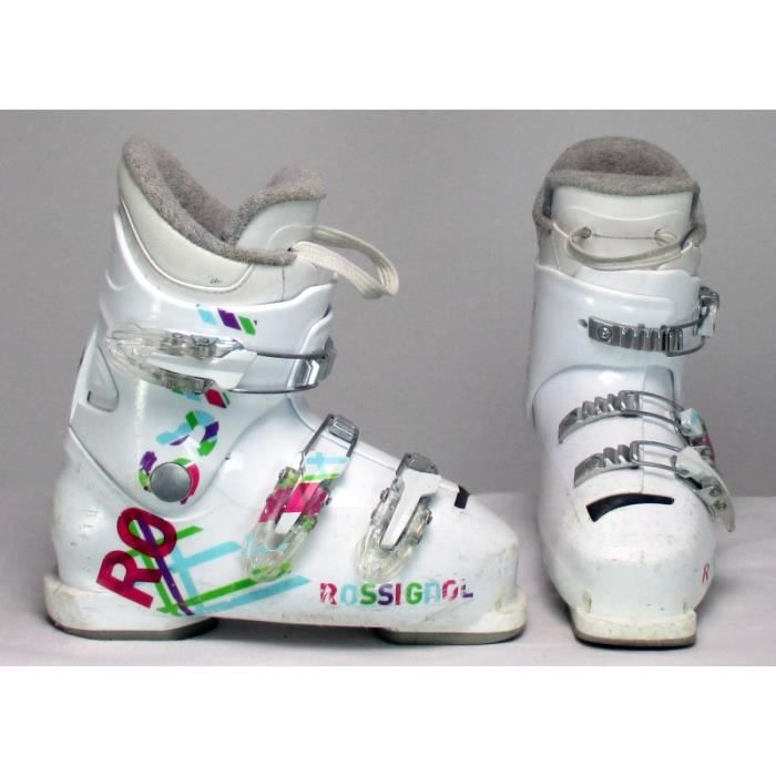 CHAUSSURES DE SKI Chaussure de ski occasion junior Rossignol fun gir