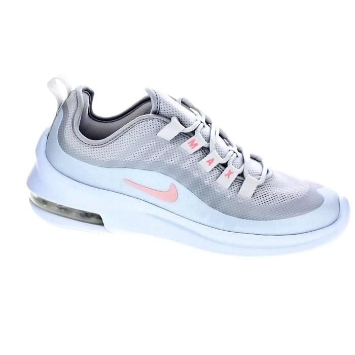 Baskets basses - Nike Air Max Femme Gris