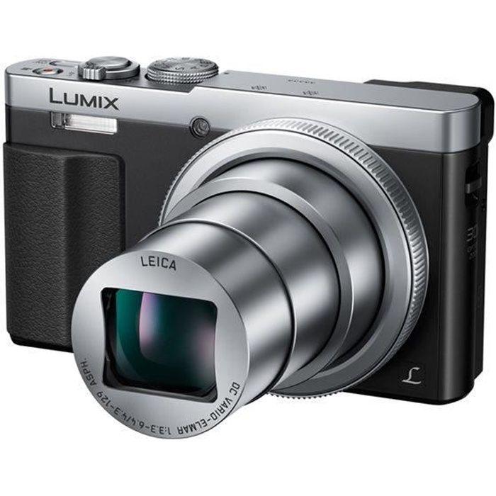APPAREIL PHOTO COMPACT Appareil photo numérique Panasonic DMC-TZ71EG-S ar