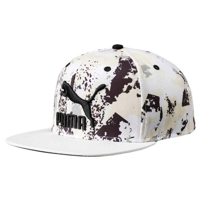 Accessoires homme Casquettes et chapeaux Puma Ls Colourblock ...