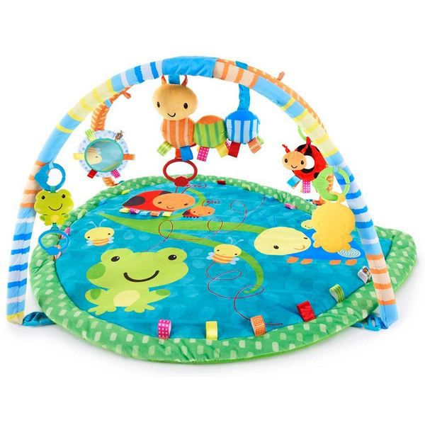 taggies tapis d 39 veil bugs hugs play gym achat vente tapis veil aire b b 0074451091535. Black Bedroom Furniture Sets. Home Design Ideas