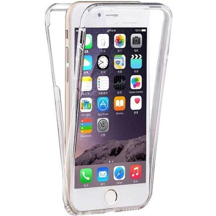 pour apple iphone 6 plus 6s plus coque silicone
