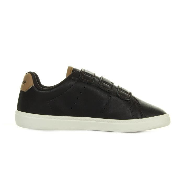 Baskets Le Coq Sportif Courtone Ps S Lea Craft Reglisse