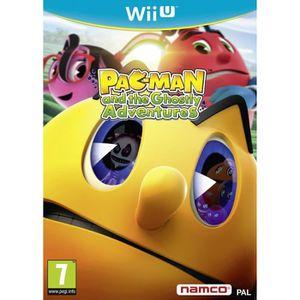 JEU WII U Pac-Man et Les Chasseurs de Fantômes Jeu Wii U