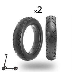 CHAMBRE À AIR POUR PNEU 2 pneus plein Haute qualité anti crevaison pour Tr