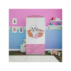 LEGO ® Duplo 2x meubles armoire étagère Blanc Nouveau