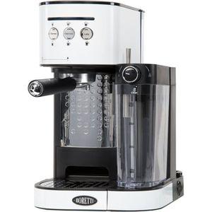 MACHINE À CAFÉ BORETTI B401 Machine à expresso 15 bars - Cappucci
