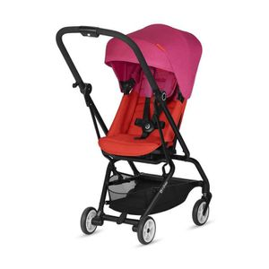 POUSSETTE  CYBEX Poussette Gold Eezy S Twist Fancy - Rose