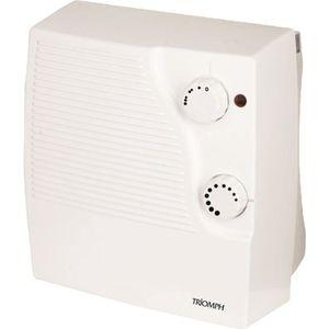 RADIATEUR ÉLECTRIQUE TRIOMPH Radiateur soufflant salle de bains 2000W