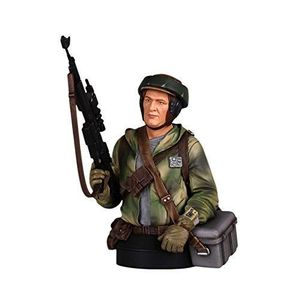 FIGURINE - PERSONNAGE Gentle Giant Endor Trooper Mini Figurine Bust T6VK
