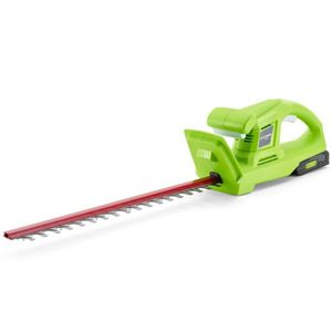 TAILLE-HAIE GREENWORKS Taille-haies électrique G24HTK2 - 24 V