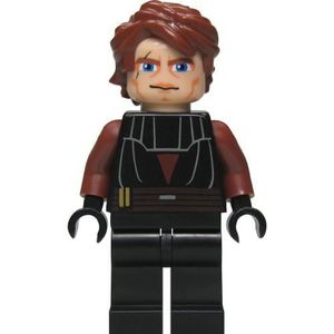 ASSEMBLAGE CONSTRUCTION LEGO Star Wars: Anakin Skywalker (Clone) Mini-Figu