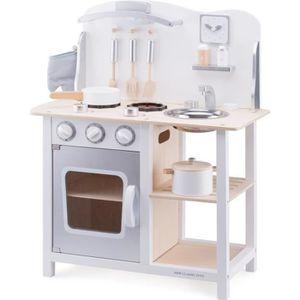 DINETTE - CUISINE New Classic Toys - Cuisine Bon Appétit - blanche/a