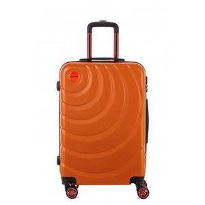 VALISE - BAGAGE MURANO - Ensemble de 3 valises, 2 tailles soute +