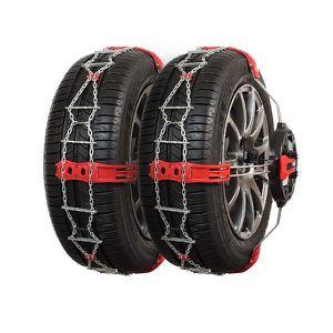 Chaines /à neige 225//50-18 R18 pour voiture de 7/mm ultrafines homologu/ées