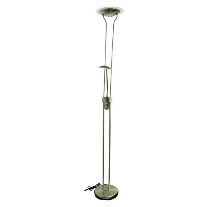 Lampe LED sur pied 'Helix-XL' avec liseuse