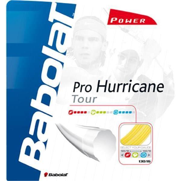 Puissance Babolat Pro Hurricane Tour