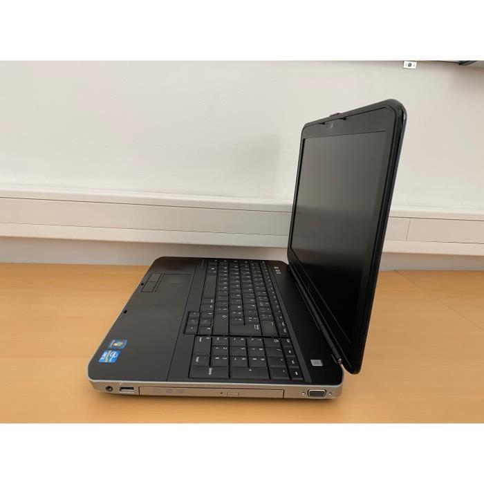 Pc portable Dell E5530 - i5 - 4Go -500HDD- 15.6'' - Win10 GRADE-D