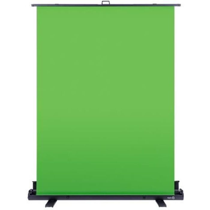 Elgato Green Screen Fond vert rétractable (10Gaf9901)