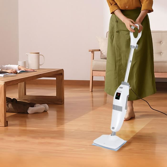 Fournitures de nettoyant ménager à haute température pour vadrouille de nettoyage à la vapeur pour sol dur HB035